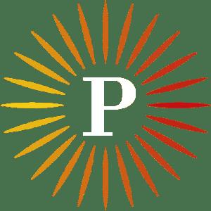 Pulse logo white